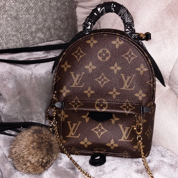 976cd3934f4 LIMITED EDITION Louis Vuitton Palm Springs Mini 🖤